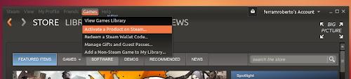 Skin Ubuntu in Steam per Linux - dettagli