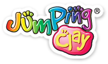 jumping clay: logo