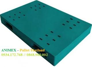 Pallet nhựa Jumbo hàng siêu nặng