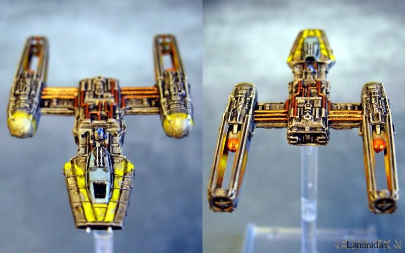 Laminidas' farbige Werften 140228+X-Wing+-+Y-Wing+3