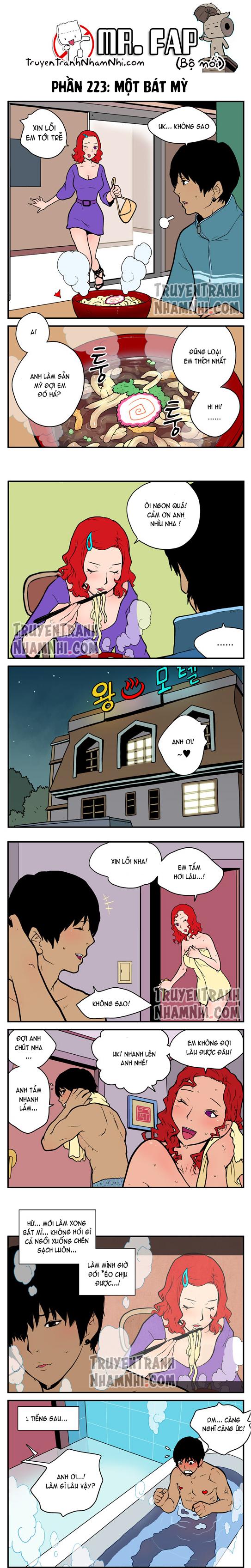 Mr. FAP (bộ mới) phần 223: Một bát mỳ