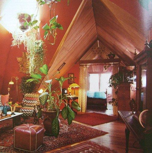 Go East For Boho Inspired Home Decor: RedemptionStyle: Boho Glam Decor