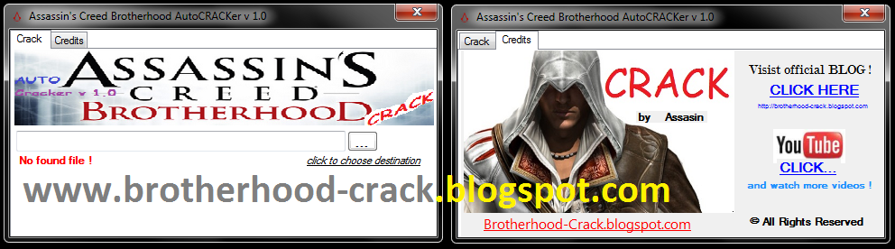 Assassins Creed Brotherhood Crack SKIDROW скачать торрент.