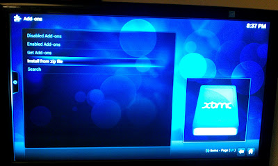 Catch up TV on Raspberry Pi Raspbmc – BBC iPlayer | djb31st co uk