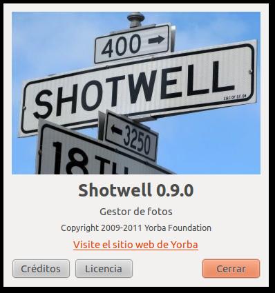Shotwell-Ubuntu