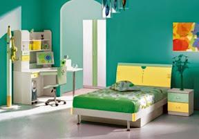 Giường ngủ cho bé BBSM0802