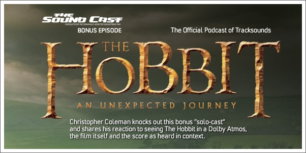 Bonus SoundCast - The Hobbit: An Unexpected Reaction