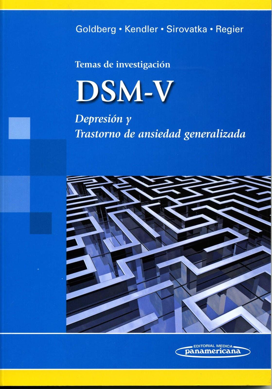 dsm v pdf espanol descargar
