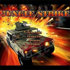 PC Game Jungle Strike