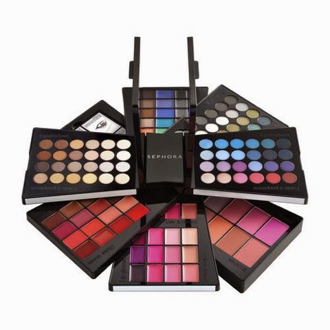 Sephora Color Festival Makyaj Paleti - makeup palette
