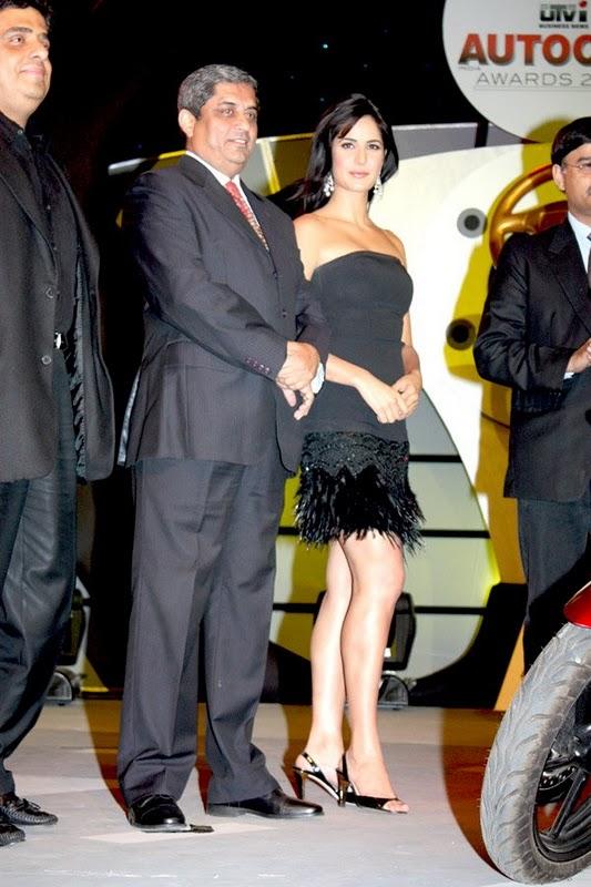 Katrina Kaif Looks Sexy In Black Dress - Sabwoodcom-8261