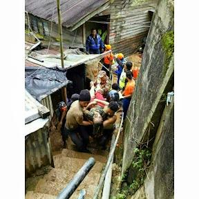 Gambar Mangsa Tanah Runtuh Di Cameron Highland