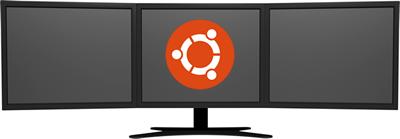 Мультимониторная Ubuntu