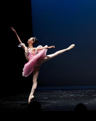Jordan Lian, 15, Bayer Ballet Academy