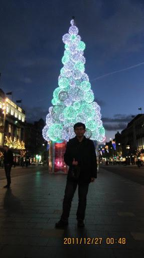 愛爾蘭的聖誕假期~