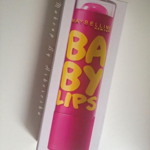 baby lips åhlens