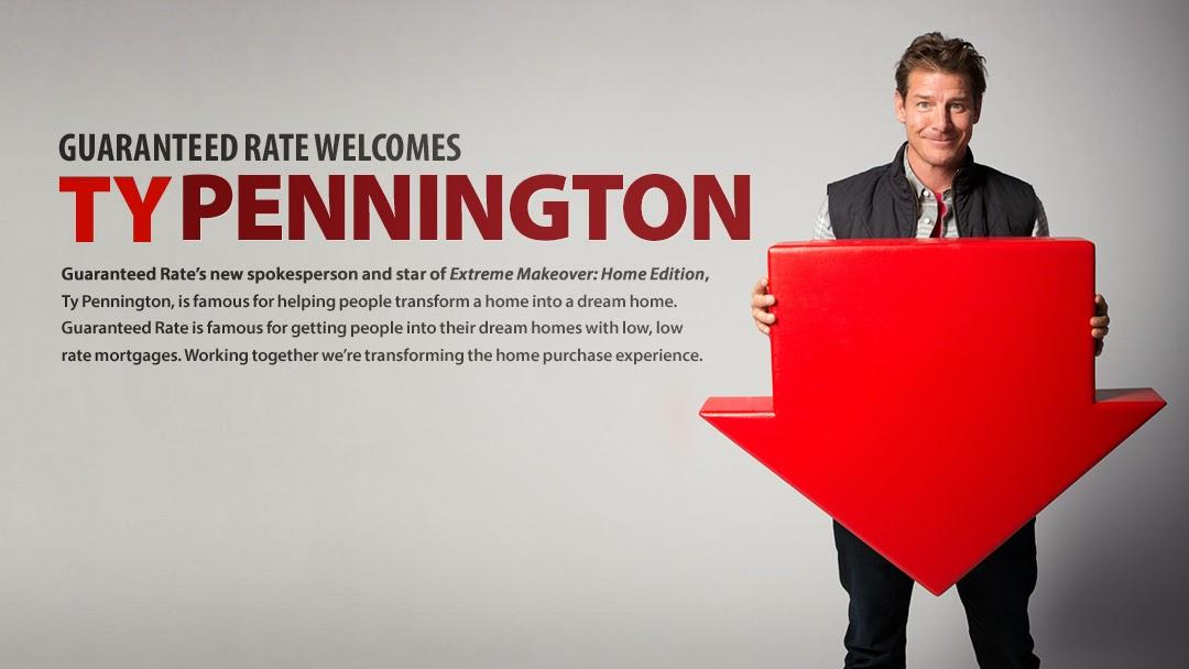 ty Pennington House ty Pennington on Board For