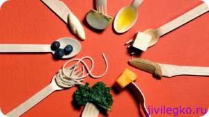 Суть раздельного питания