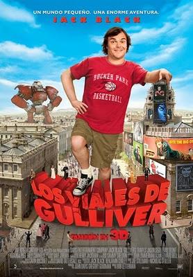 Los Viajes de Gulliver – DVDRIP LATINO