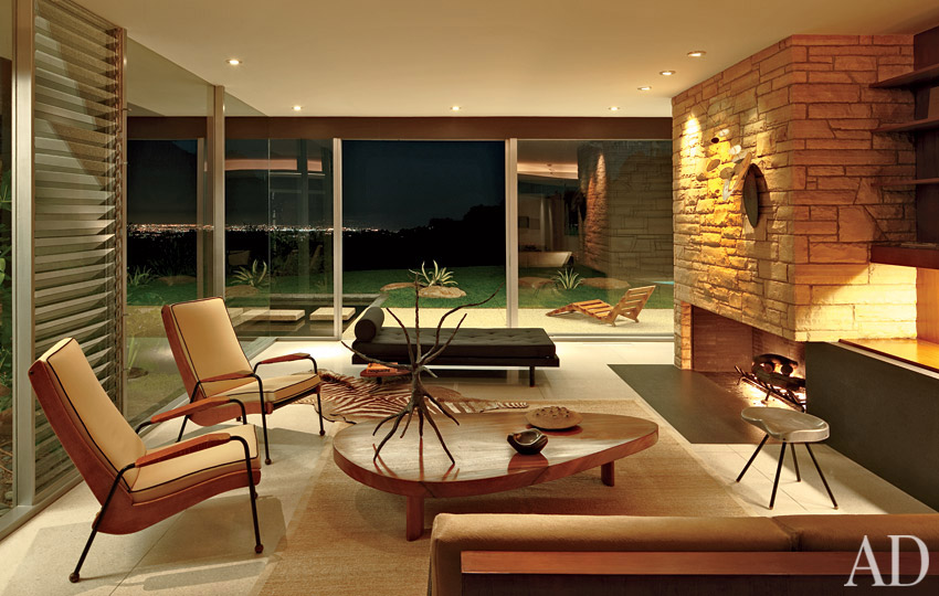 The North Elevation Classic Spaces Richard Neutra