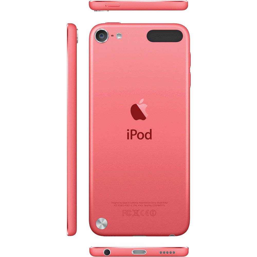 I Like The New Touch Of Pink In: Apple IPod Touch 32GB 5th Generation Pink New MC903LL A