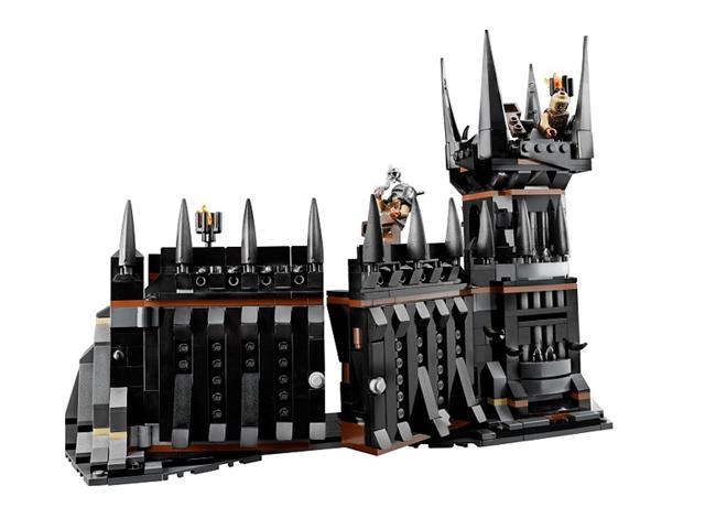 79007 レゴ ロード・オブ・ザ・リング ブラックゲートの戦い