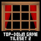 Top down RPG game tileset 2