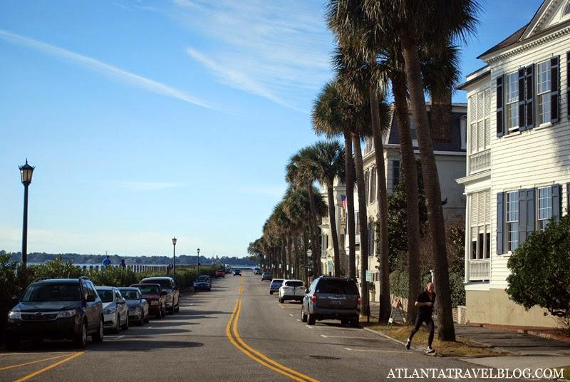 Charleston Walk