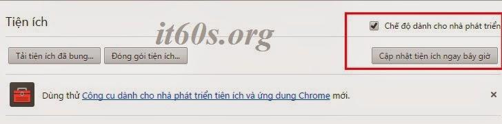 Cách khắc phục lỗi IDM Intergation trên Google Chrome 6