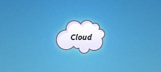 Мультяшное облако