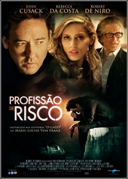 Filme Poster Profissão de Risco DVDRip XviD Dual Audio & RMVB Dublado