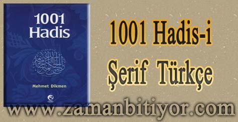 1001 (Binbir) Hadisi Şerif Kitabı İndir