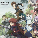 Hai to Gensou no Grimgar OP Single – Knew day