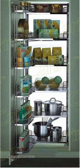 Phụ kiện để đồ khô trong phòng bếp, tủ để bánh, kẹo, mứt, nước ngọt,...