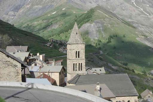 L'église des Terrasses