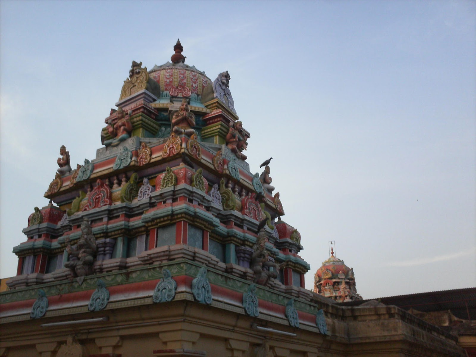 Sri Jaganatha Perumal Temple (Nandipura Vinnagaram) Nathan Koil, Thanjavur - Divya Desam 13