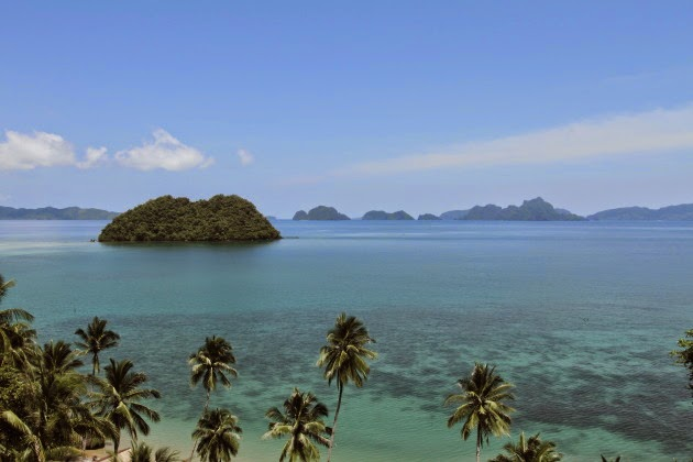 Fabulous island hopping from El Nido, Philippines