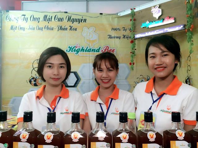 Highland Bee là thương hiệu mật ong nổi tiếng uy tín nhất Việt Nam