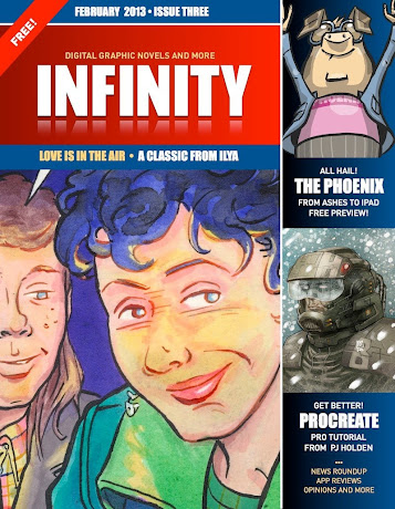 Infinity Issue 3