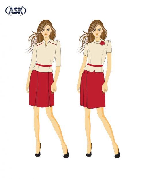 Trang phục Quản lý - Tiếp tân #6