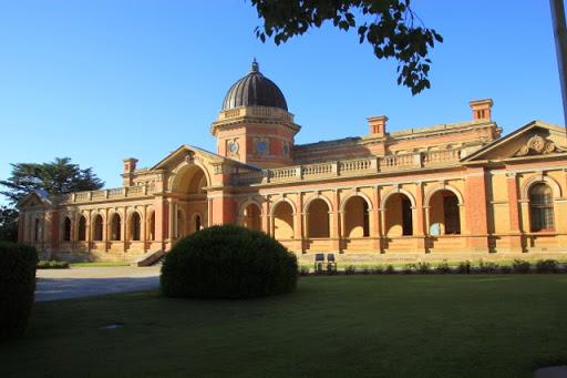 The Old Goulburn Court House - the gallows were right next door. Goulburn, Australia