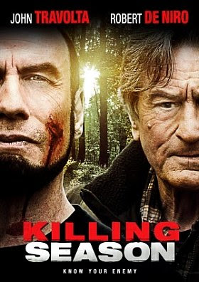 Filme Poster Killing Season HDRip XviD & RMVB Legendado