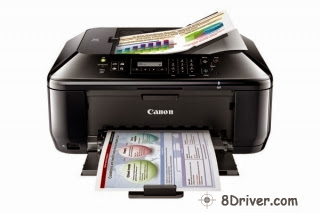 download Canon PIXMA MX435 printer's driver