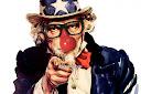 J'en ai marre d'Uncle Sam - Jean Némar - Doigt d'honneur
