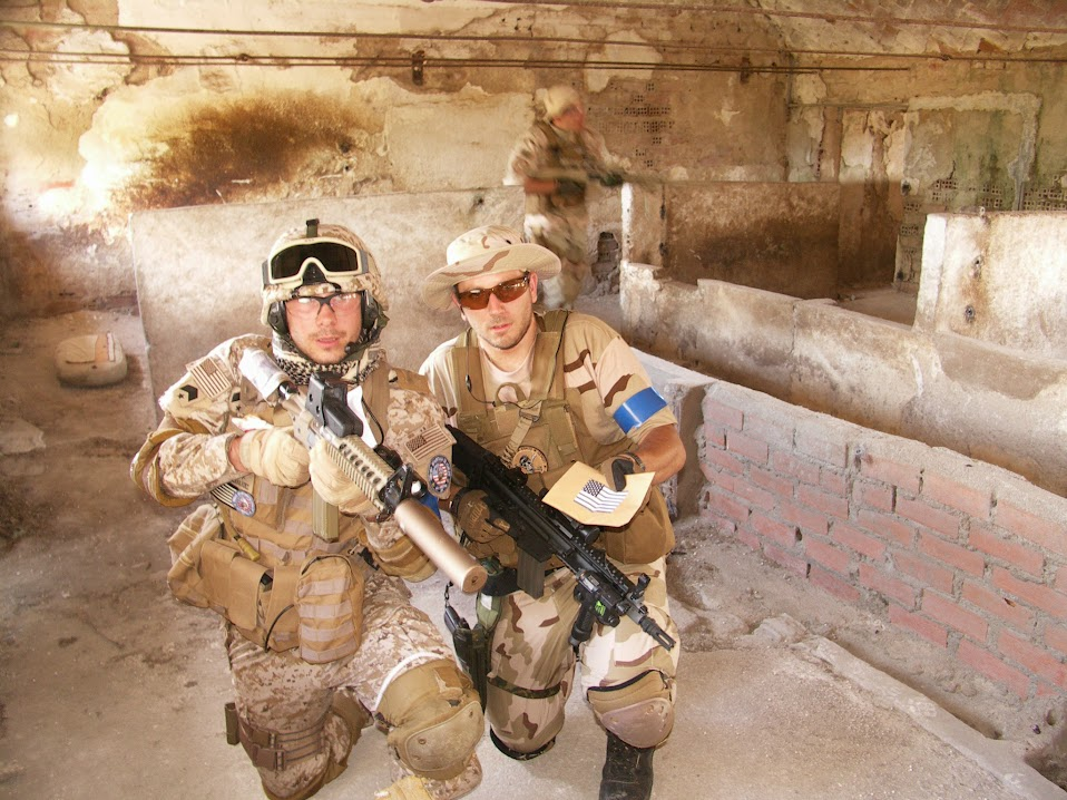 """Fotos de """"THE FINAL WAR"""". La Granja. 23-06-13 PICT0117"""