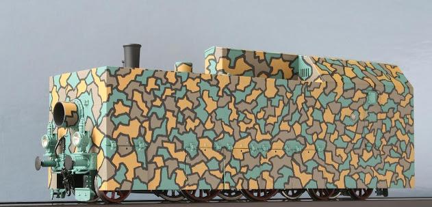 Modeli parnih lokomotiva DRG 02104H-LvCl