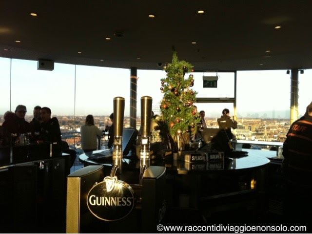 Gravity Bar - Guinness Storehouse