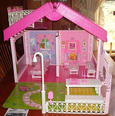 El ba l de mis recuerdos casa malet n de barbie 1992 - La casa vintage ...