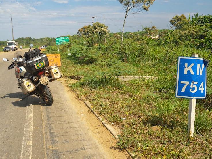Brasil - Rota das Fronteiras  / Uma Saga pela Amazônia - Página 2 20140902_113724