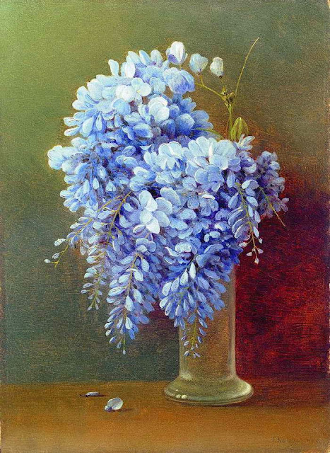 Gavril Kondratenko - Bouquet of Wisteria